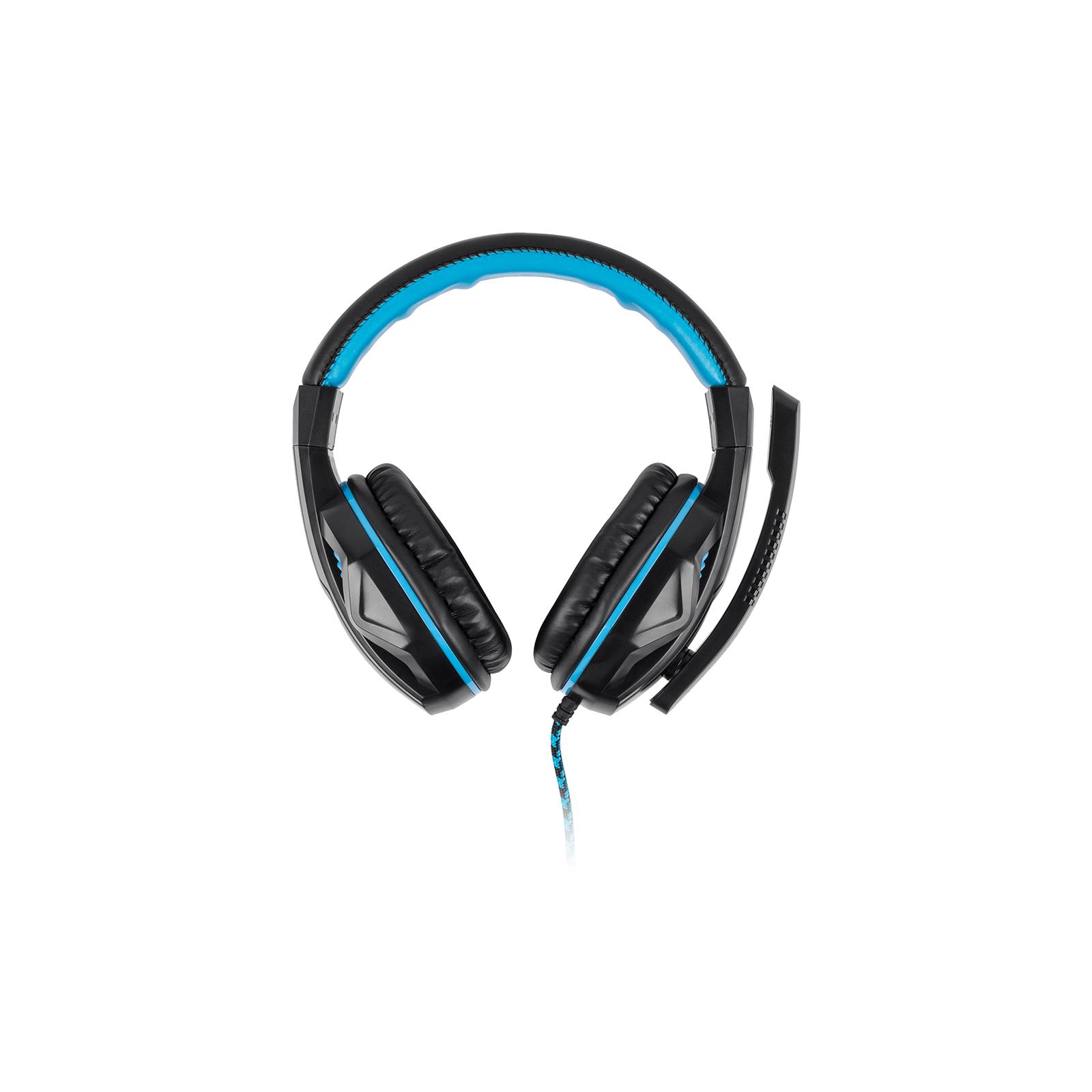 Наушники GEMIX W-360 black-blue изображение 2