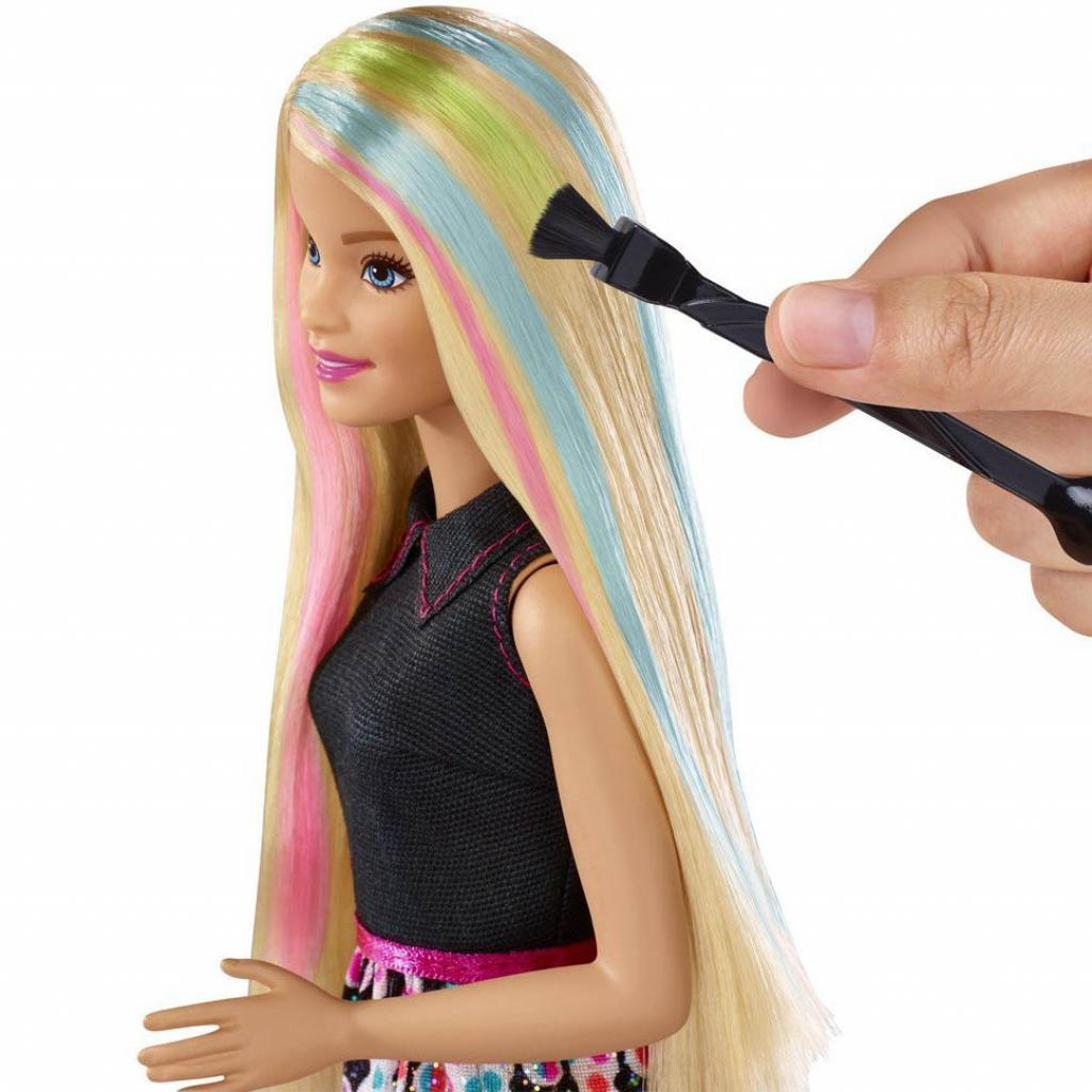 Кукла Barbie Цветной микс (DHL90) изображение 3