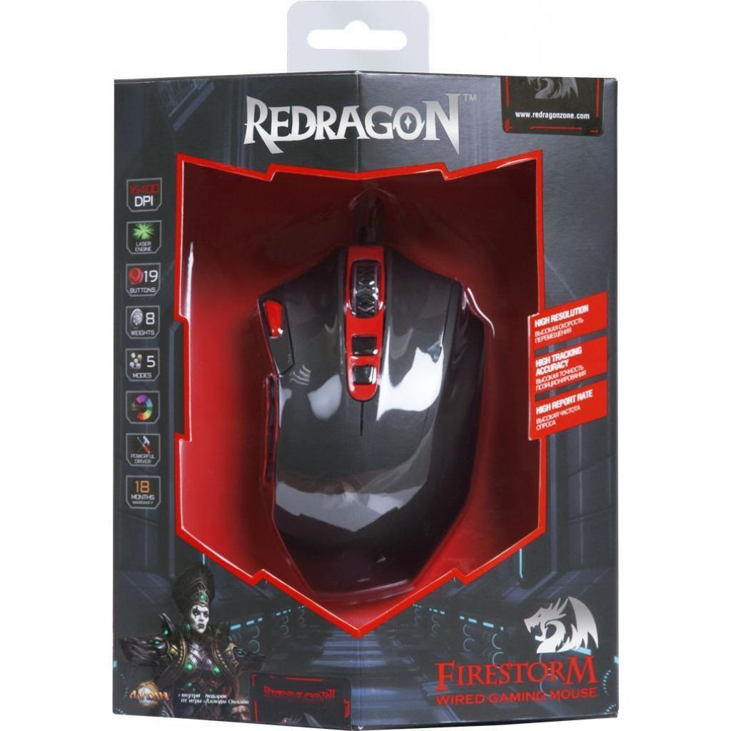 Мышка Redragon FireStorm (70244) изображение 4