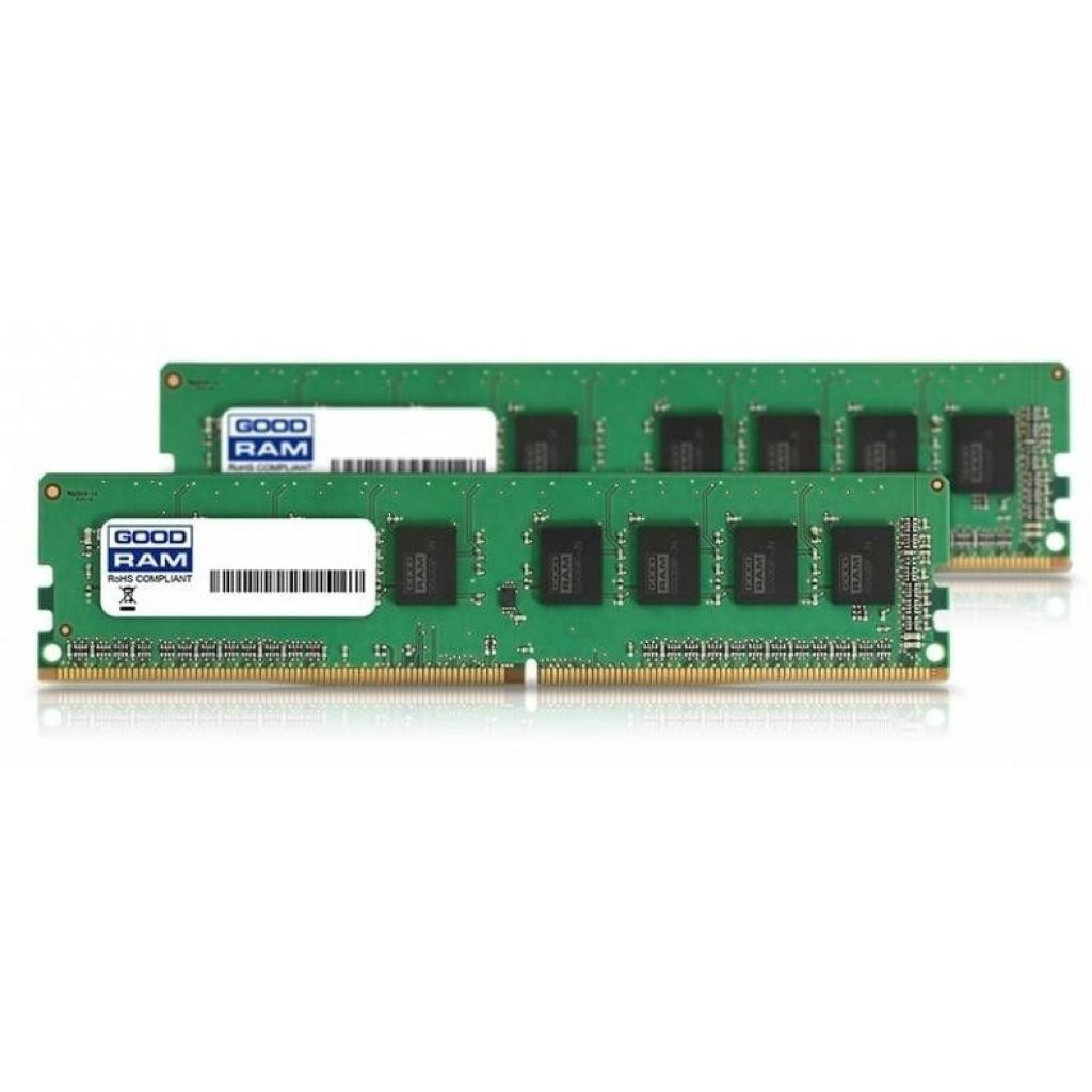 Модуль памяти для компьютера DDR4 16GB (2x8GB) 2133 MHz GOODRAM (GR2133D464L15S/16GDC)