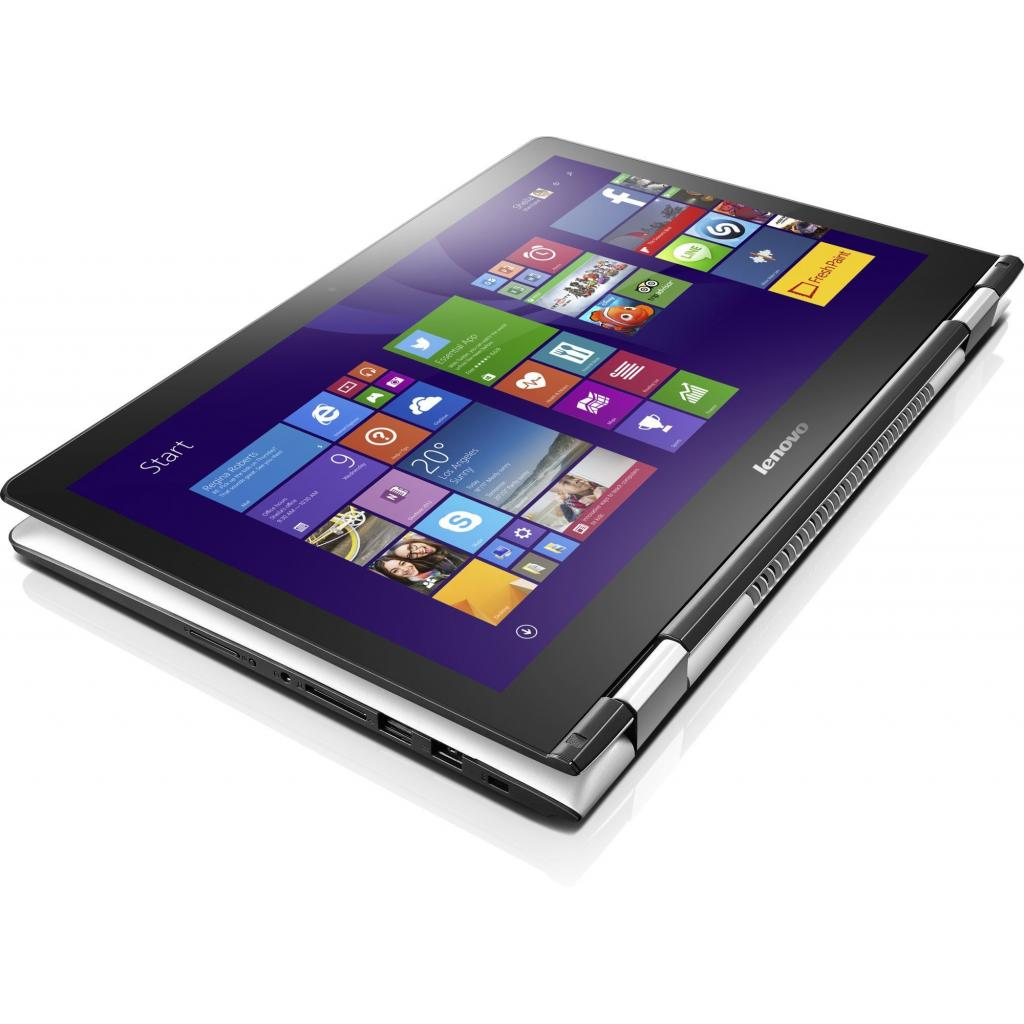 Ноутбук Lenovo Yoga 500-15 (80N600L5UA) изображение 10