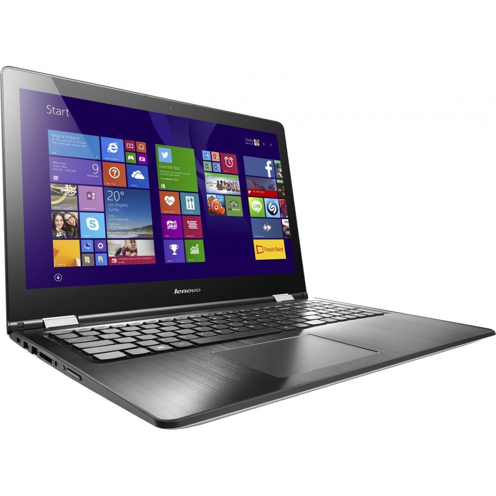 Ноутбук Lenovo Yoga 500-15 (80N600L5UA) изображение 2