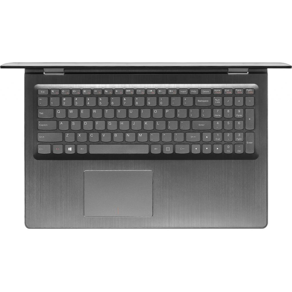 Ноутбук Lenovo Yoga 500-15 (80N600L5UA) изображение 7