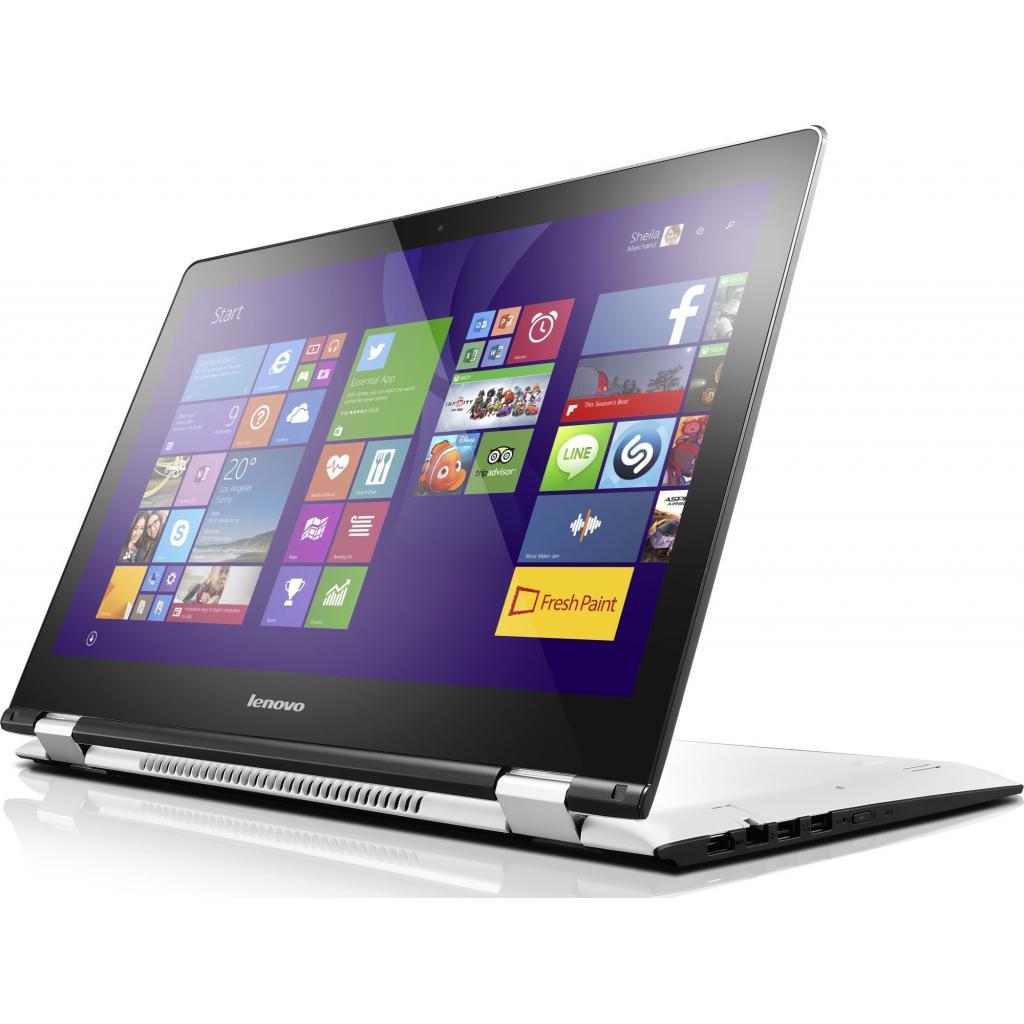 Ноутбук Lenovo Yoga 500-15 (80N600L5UA) изображение 9