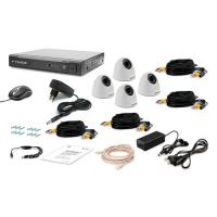 Комплект видеонаблюдения Tecsar 4IN-3M DOME (9569)