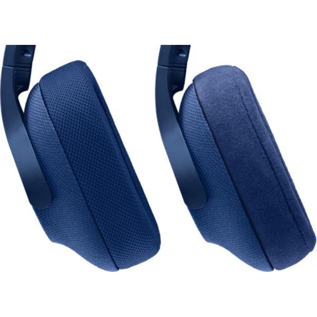 Наушники Logitech G433 7.1 Surround Gaming Headset Blue (981-000687) изображение 3