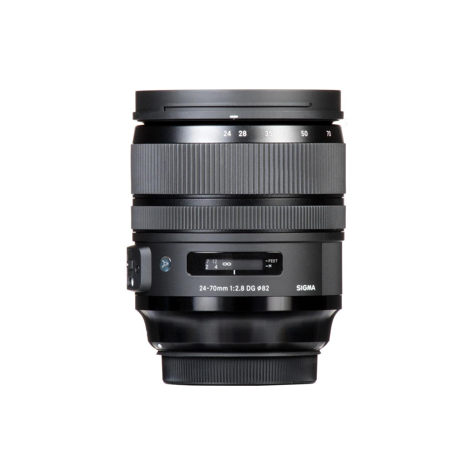Объектив Sigma AF 24-70/2,8 EX DG OS HSM Art Canon (576954) изображение 7