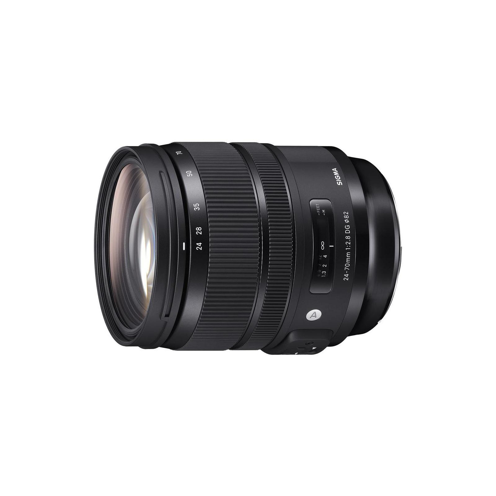 Объектив Sigma AF 24-70/2,8 EX DG OS HSM Art Canon (576954)