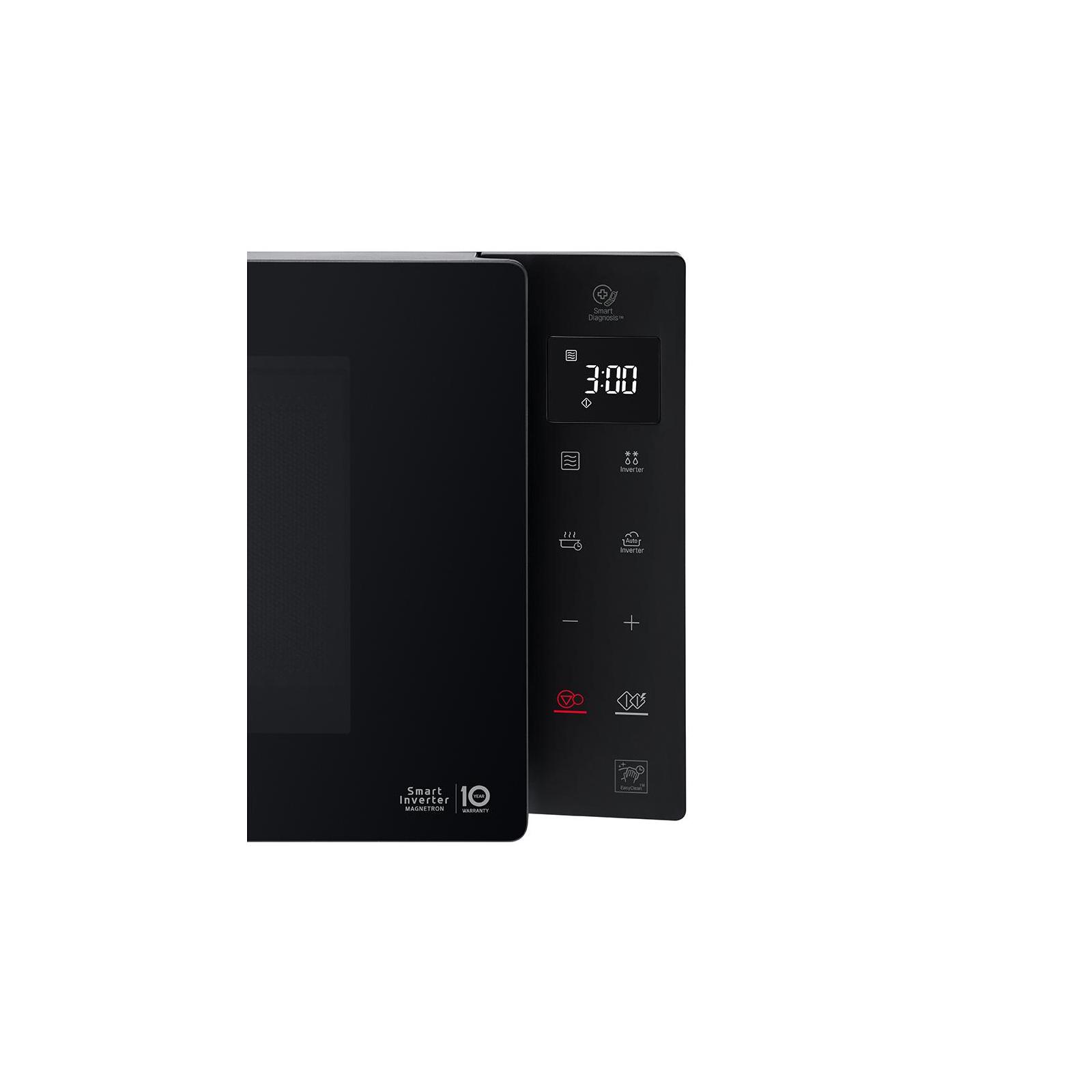 Микроволновая печь LG MS2595GIS изображение 8