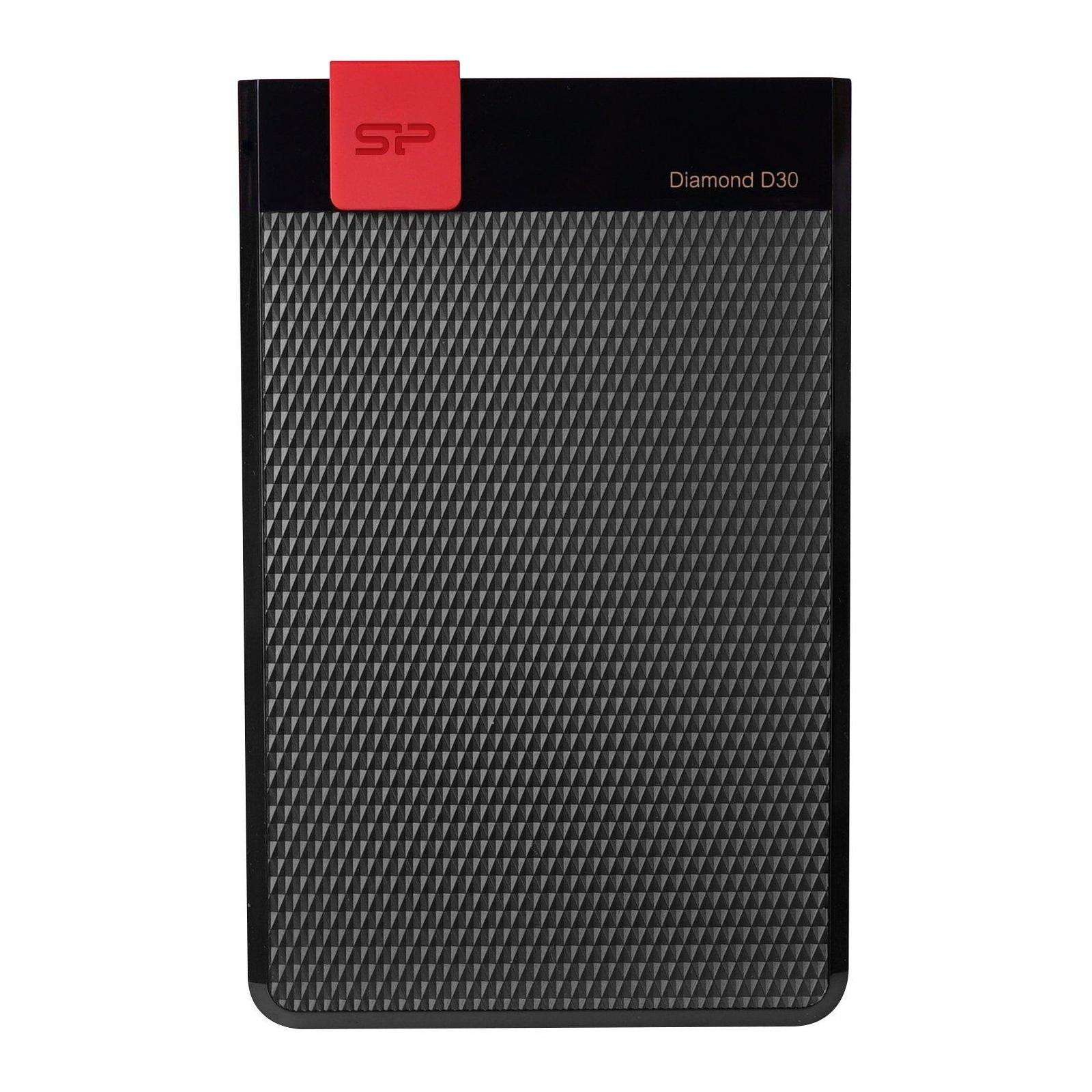"""Внешний жесткий диск 2.5"""" 5TB Silicon Power (SP050TBPHDD3LS3K)"""