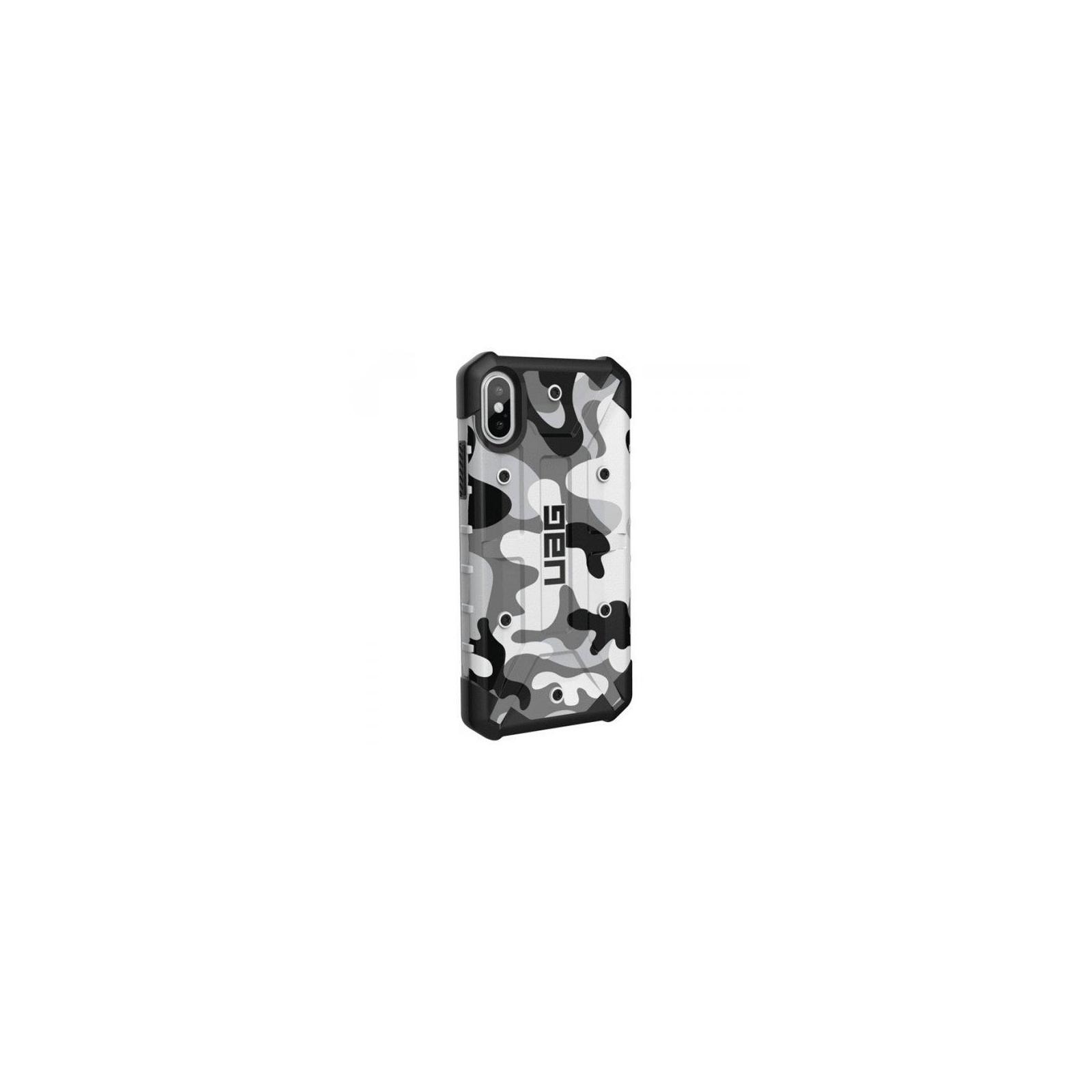Чехол для моб. телефона UAG iPhone X Pathfinder Camo Gray/White (IPHX-A-WC) изображение 2