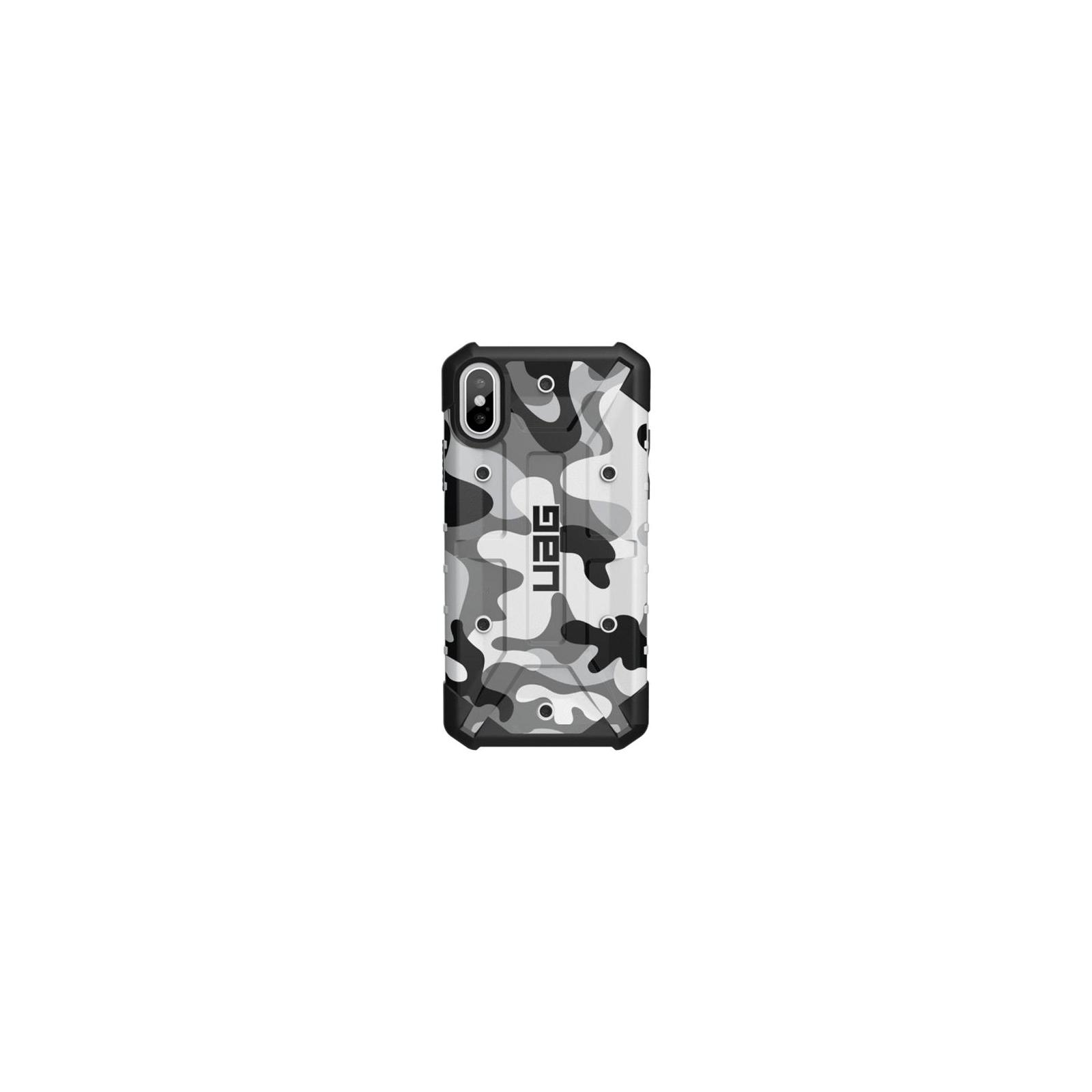 Чехол для моб. телефона UAG iPhone X Pathfinder Camo Gray/White (IPHX-A-WC)