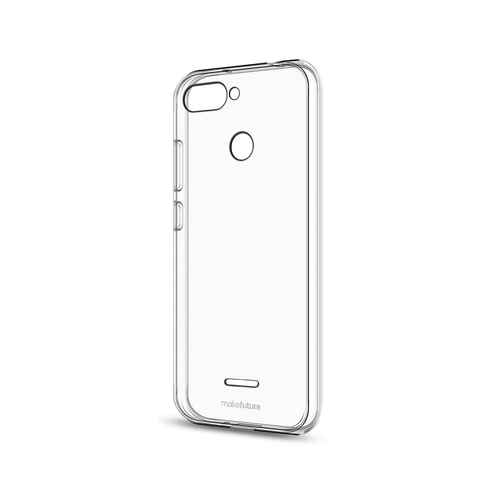 Чехол для моб. телефона MakeFuture Air Case (Clear TPU) Xiaomi Redmi 6 (MCA-XR6)