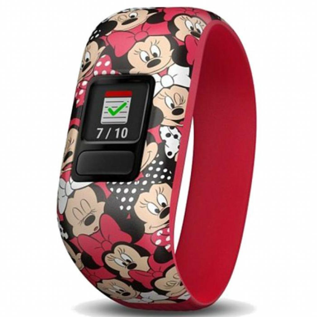Фитнес браслет Garmin Vivofit Jr 2 Disney Minnie Mouse (010-01909-50)
