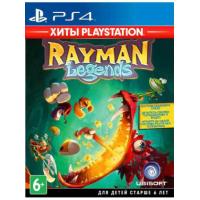 Гра SONY Rayman Legends (Хиты PlayStation) [PS4, русская версия] (8112646)