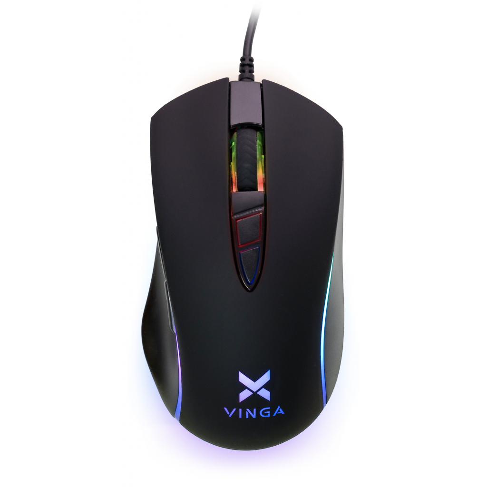 Мышка Vinga MSG-180 Black