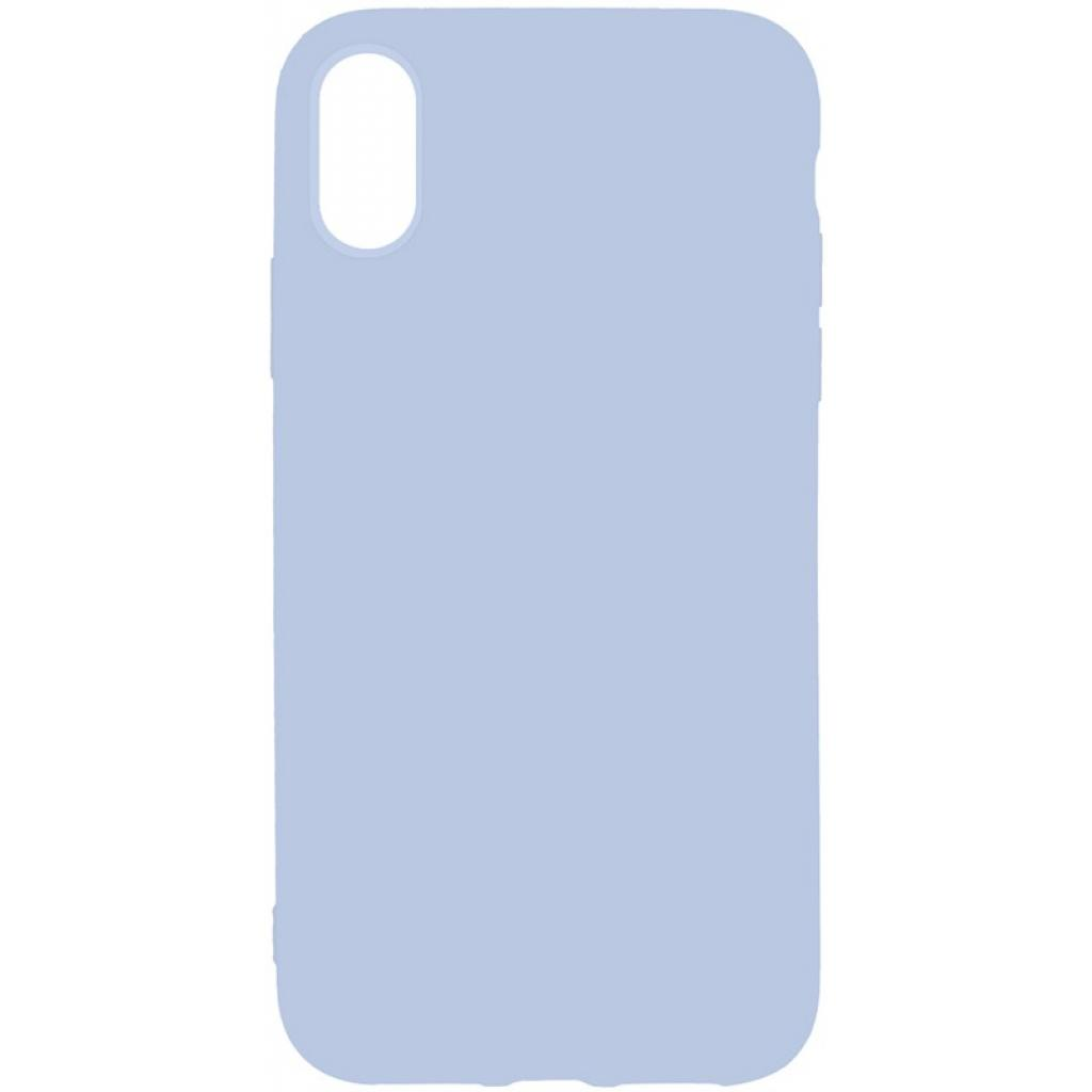 Чехол для моб. телефона Toto 1mm Matt TPU Case Apple iPhone XS Max Lilac (F_93976)