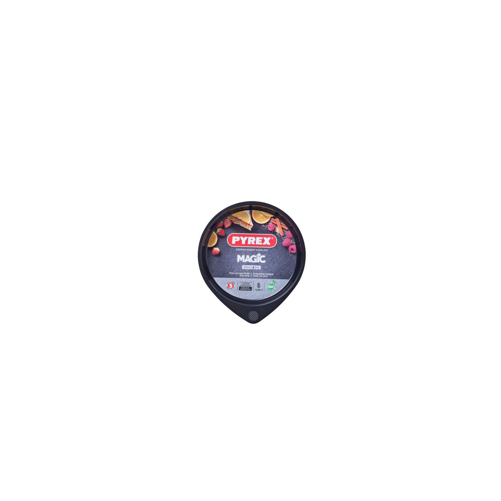 Форма для выпечки Pyrex Magic 20 см круглая (MG20BA6)