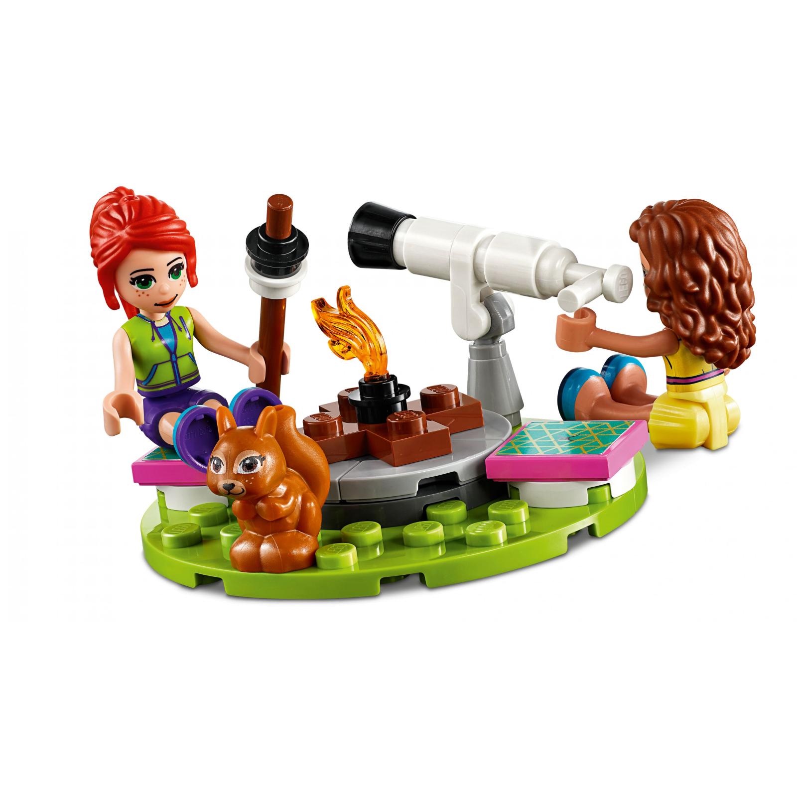 Конструктор LEGO Friends Роскошный отдых на природе 241 деталь (41392) изображение 5