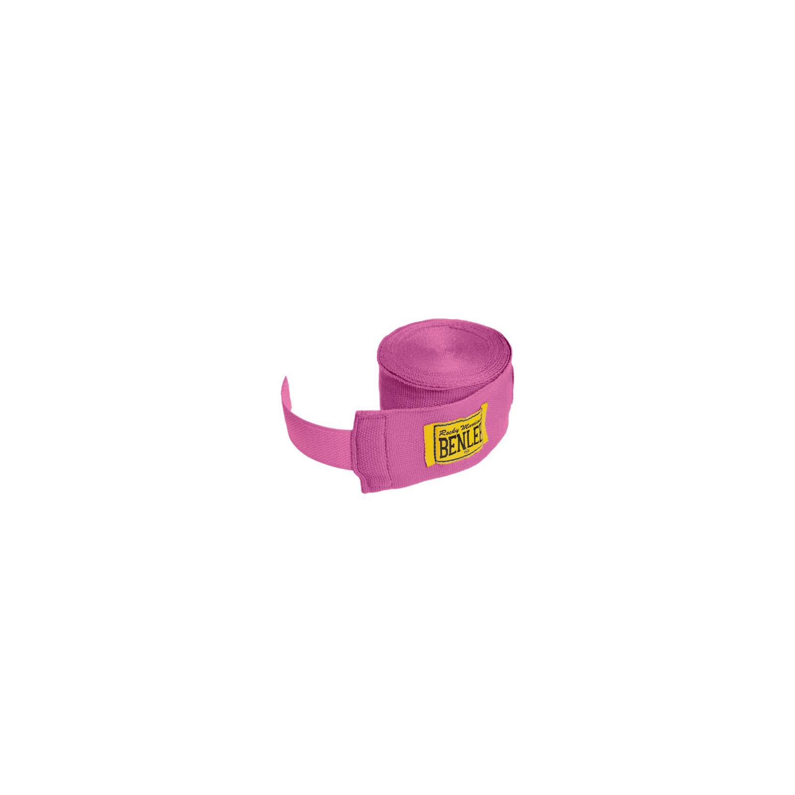 Бинт для спорта Benlee эластичный 3м Pink (195002 (pink) 300 cm.)