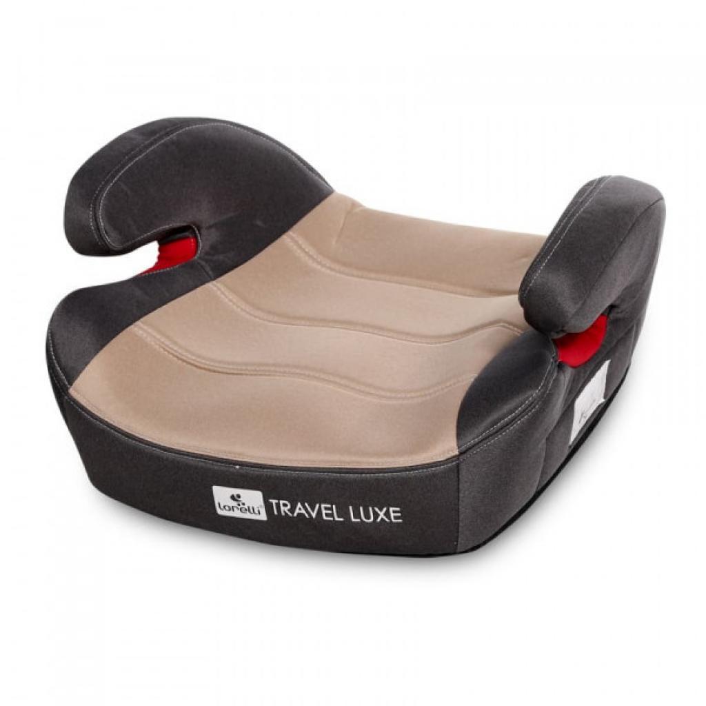 Автокресло Bertoni/Lorelli Travel Luxe Isofix 15-36 кг Black (TRAVEL LUXE ISOFIX black)