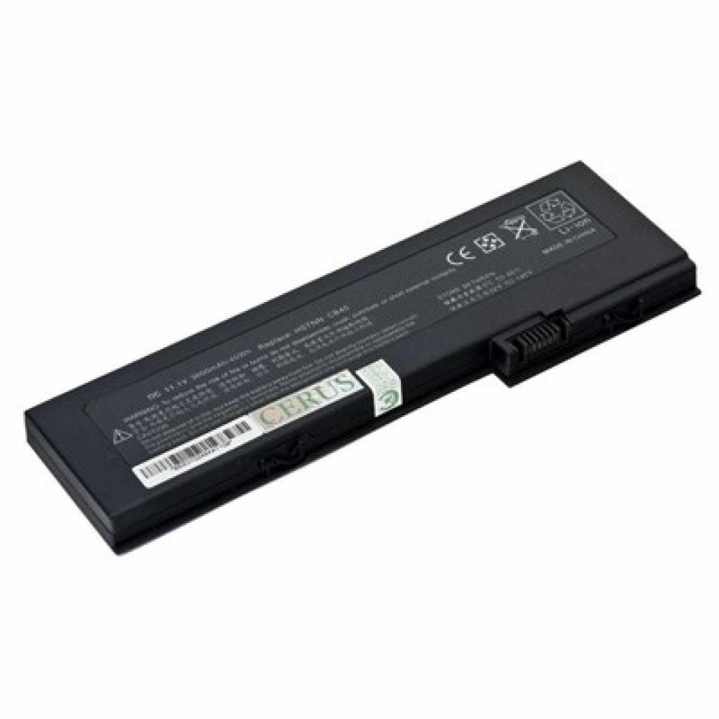 Аккумулятор для ноутбука HP 2710p Cerus (12825)