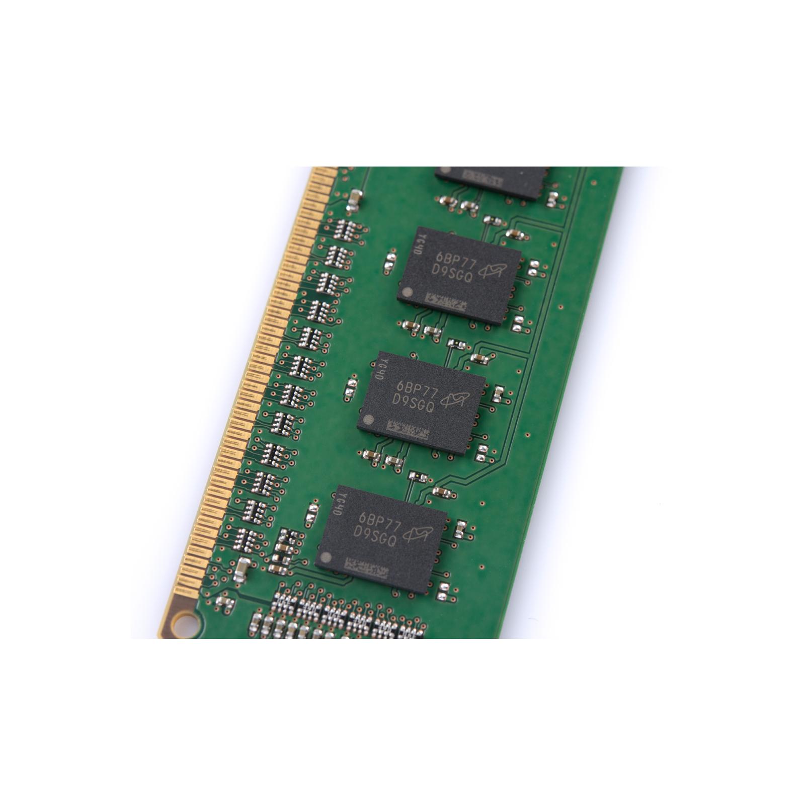 Модуль памяти для компьютера DDR3 4GB 1333 MHz Transcend (JM1333KLH-4G / JM1333KLN-4G) изображение 4