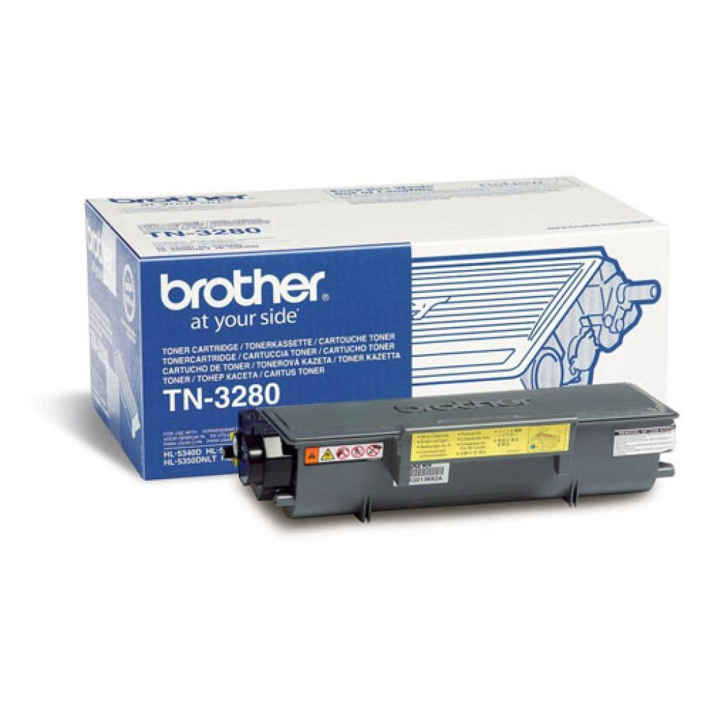 Картридж Brother для HL-53xx,MFC-8880 (3000ст) (TN3230)