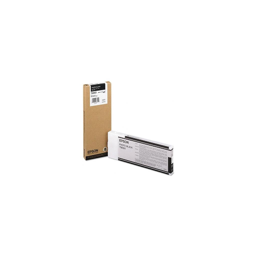 Картридж EPSON St Pro 4800/4880 photo black (C13T606100)