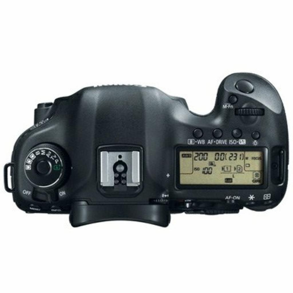 Цифровой фотоаппарат Canon EOS 5D Mark III body (5260B025) изображение 3