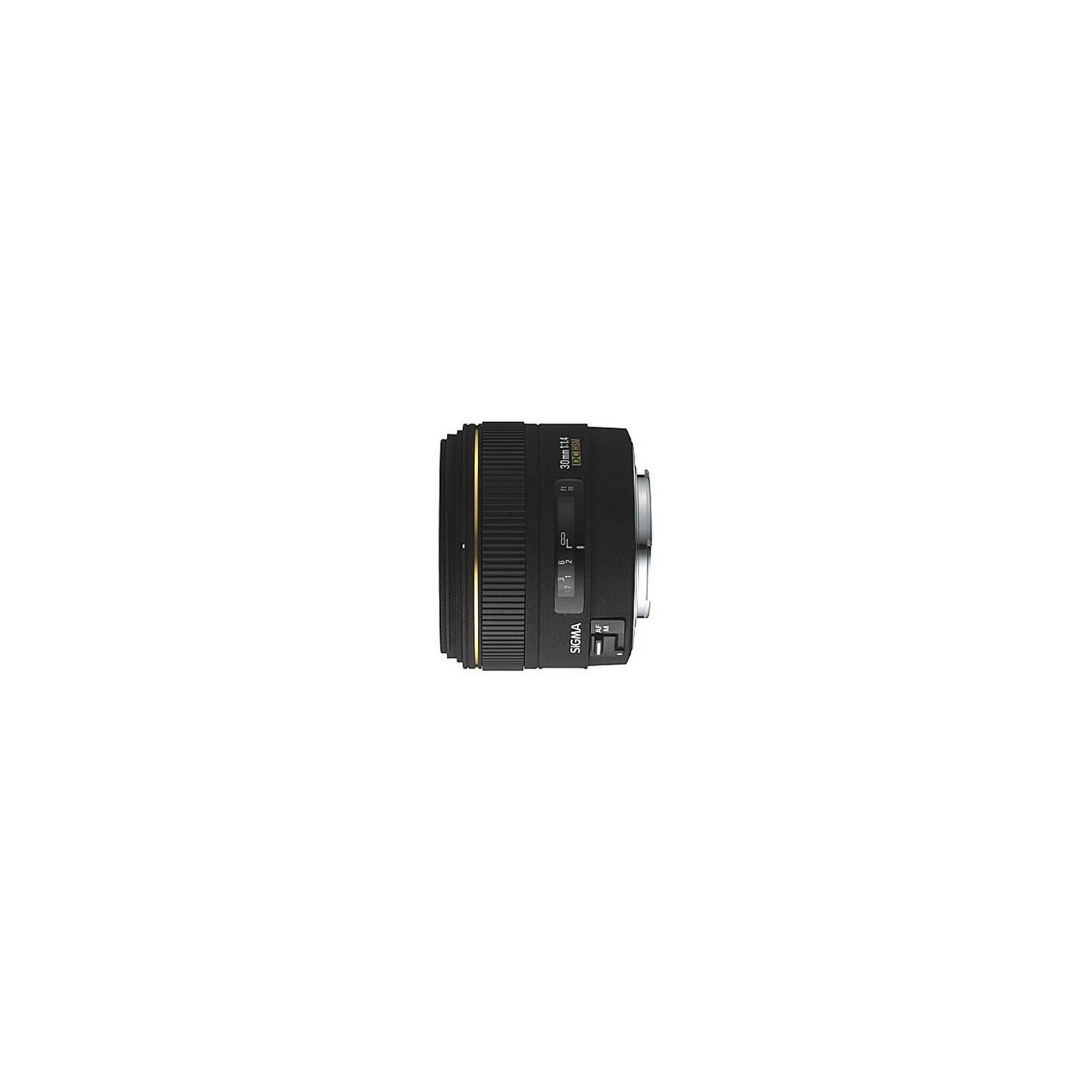 Объектив Sigma 30mm f/1.4 EX DC HSM for Canon (300927)