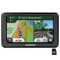 Автомобильный навигатор Garmin Nuvi 50 (Nuvi 50 Nuvlux)