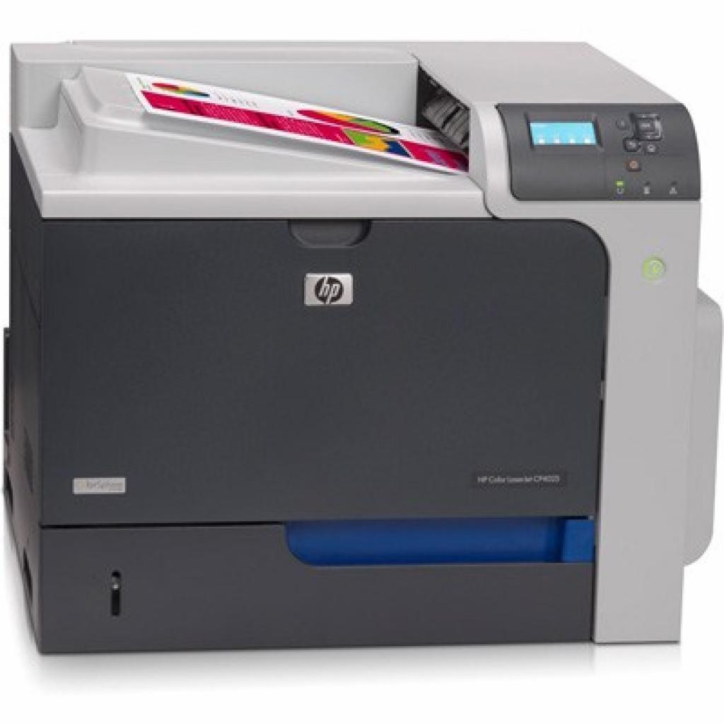 Лазерный принтер HP Color LaserJet CP4025dn (CC490A)