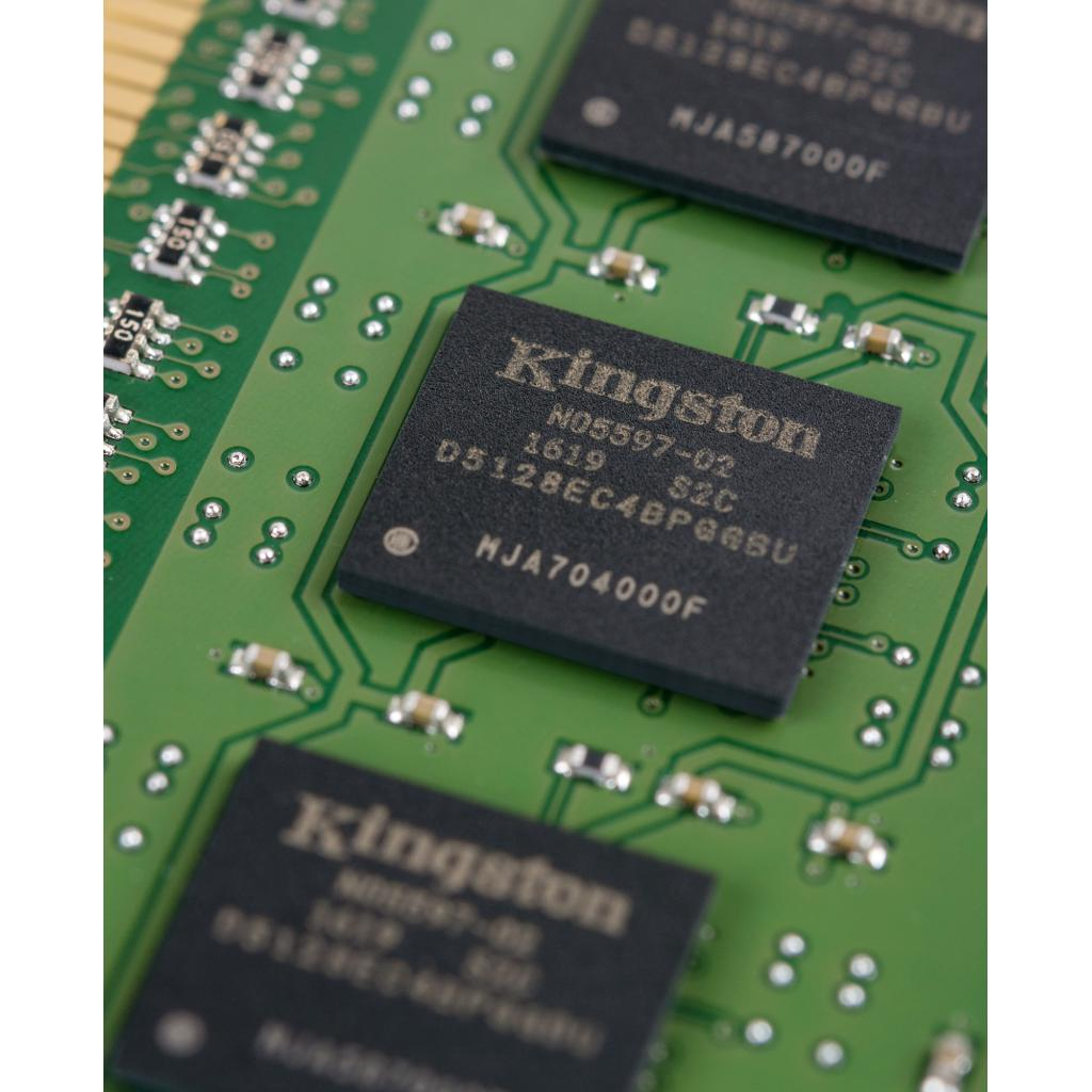 Модуль памяти для компьютера DDR3 4GB 1600 MHz Kingston (KVR16LN11/4) изображение 4