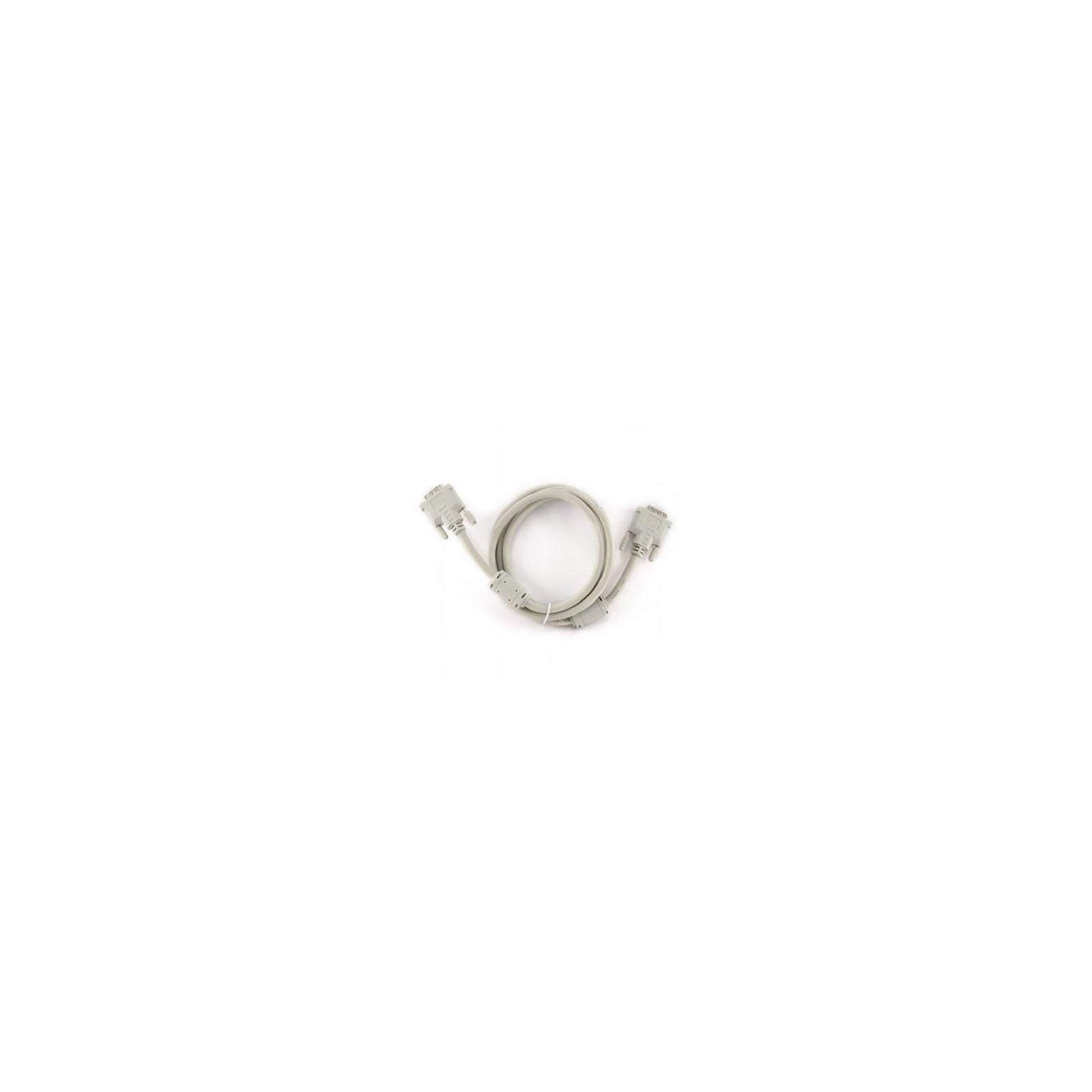 Кабель мультимедийный DVI to DVI 24pin, 1.8 Cablexpert (CC-DVI2-6C)