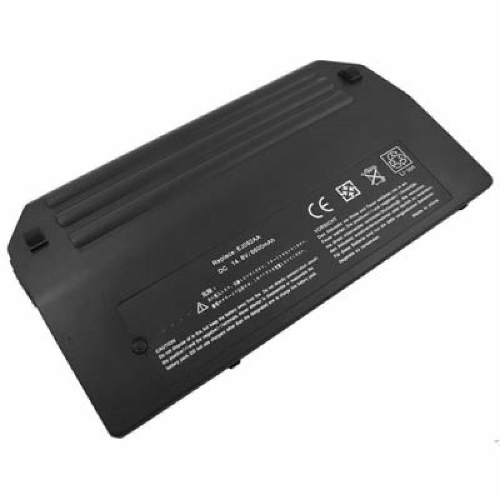 Аккумулятор для ноутбука BatteryExpert nx6120 (EJ092AA)