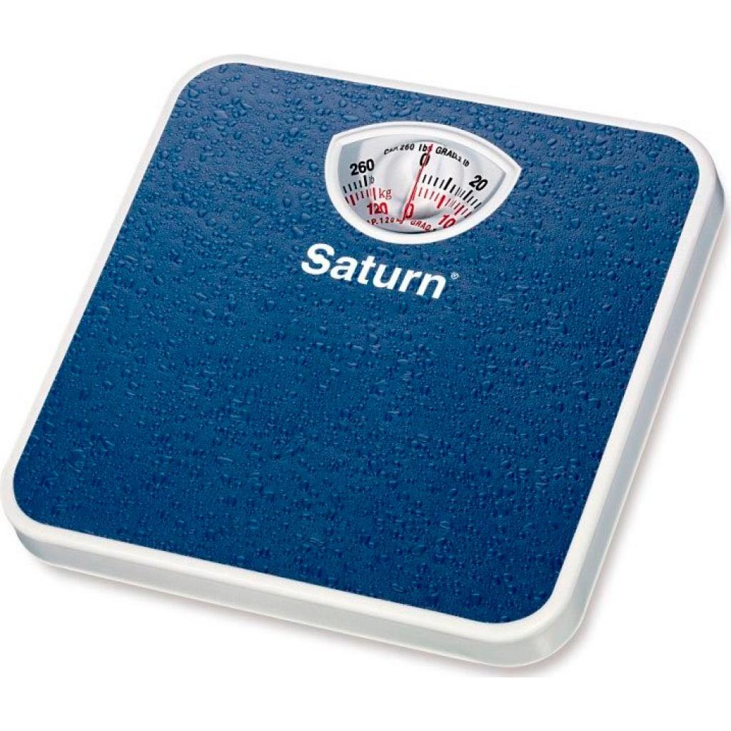 Весы напольные SATURN ST-PS1237_Blue