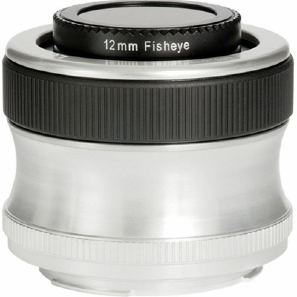 Объектив Lensbaby Scout 12mm F4.0 for Alpha A-mount (LBSFES)