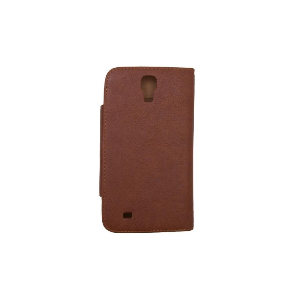 Чехол для моб. телефона Drobak для Samsung I9200 Galaxy Mega 6.3 /Fresh Style/Brown (215259) изображение 3