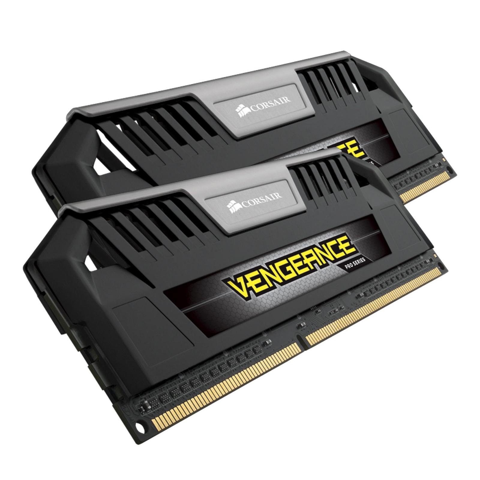 Модуль памяти для компьютера DDR3 8GB (2x4GB) 1866 MHz CORSAIR (CMY8GX3M2A1866C9) изображение 4