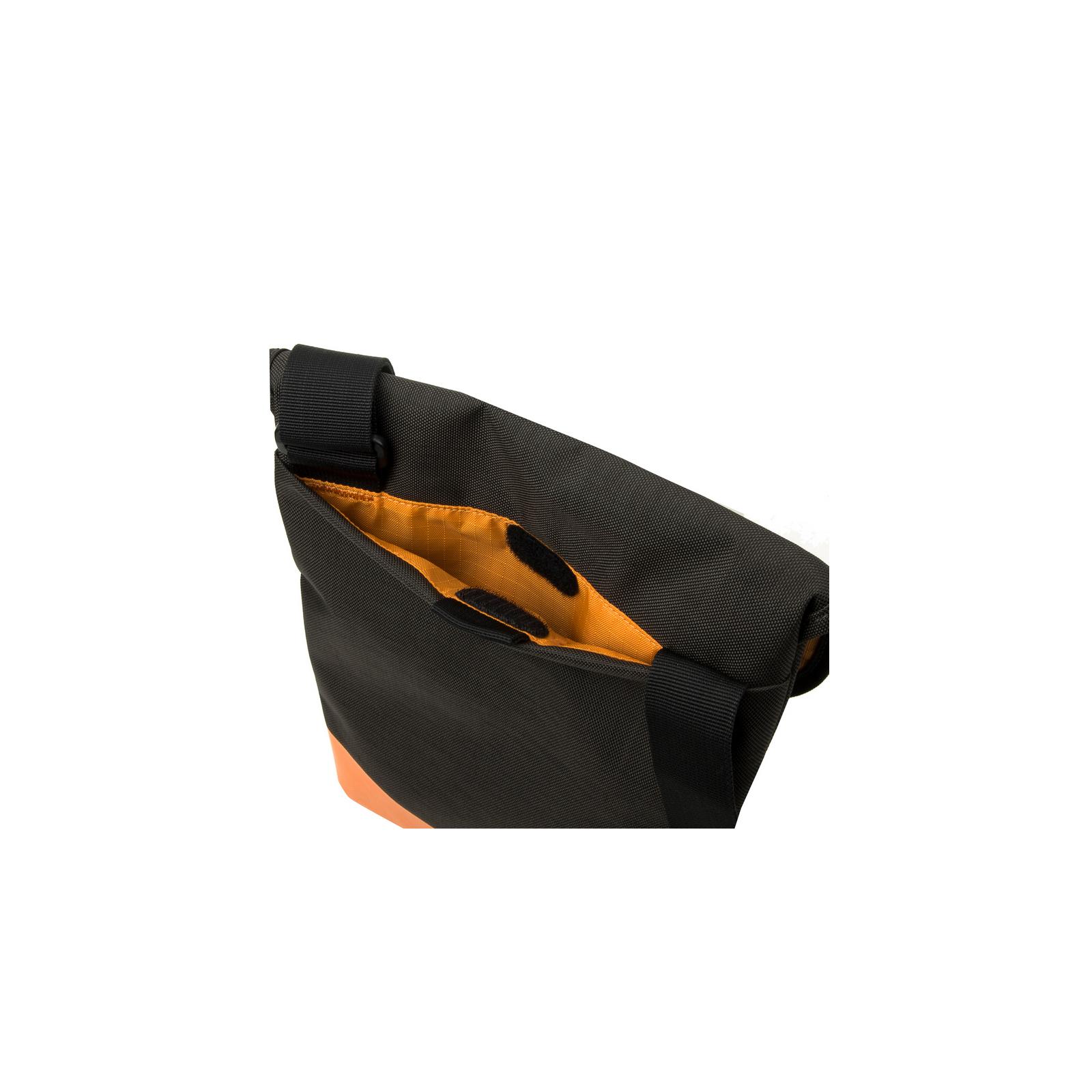 Чехол для планшета Crumpler 9 Private Surprise Sling S /charcoal - orange (PSS-S-004) изображение 5