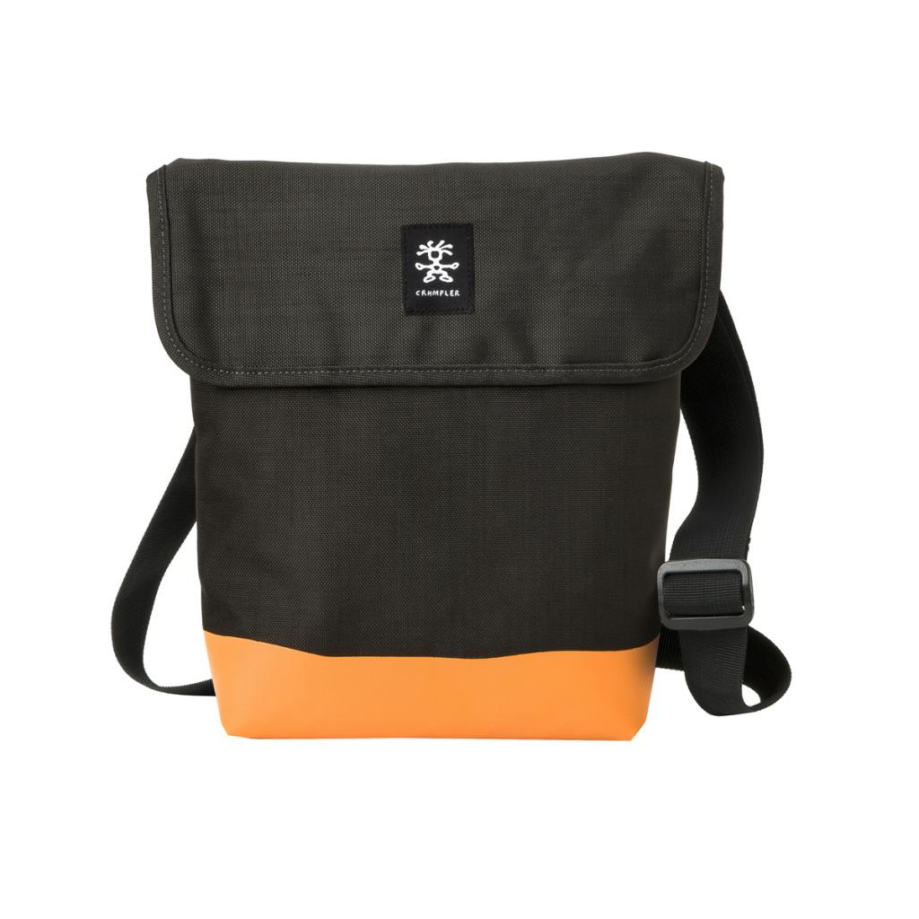 Чехол для планшета Crumpler 9 Private Surprise Sling S /charcoal - orange (PSS-S-004)