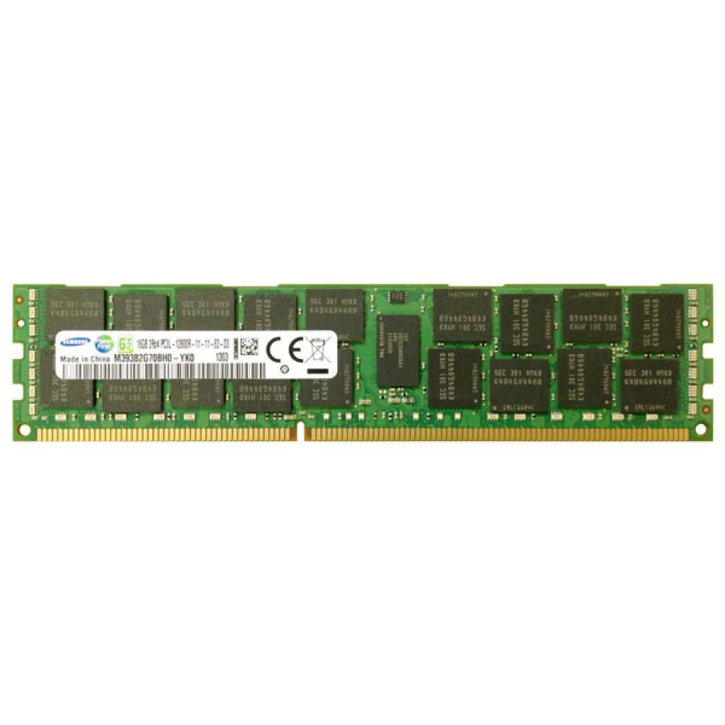 Модуль памяти для сервера DDR3 16Gb Samsung (M393B2G70BH0-YK0)