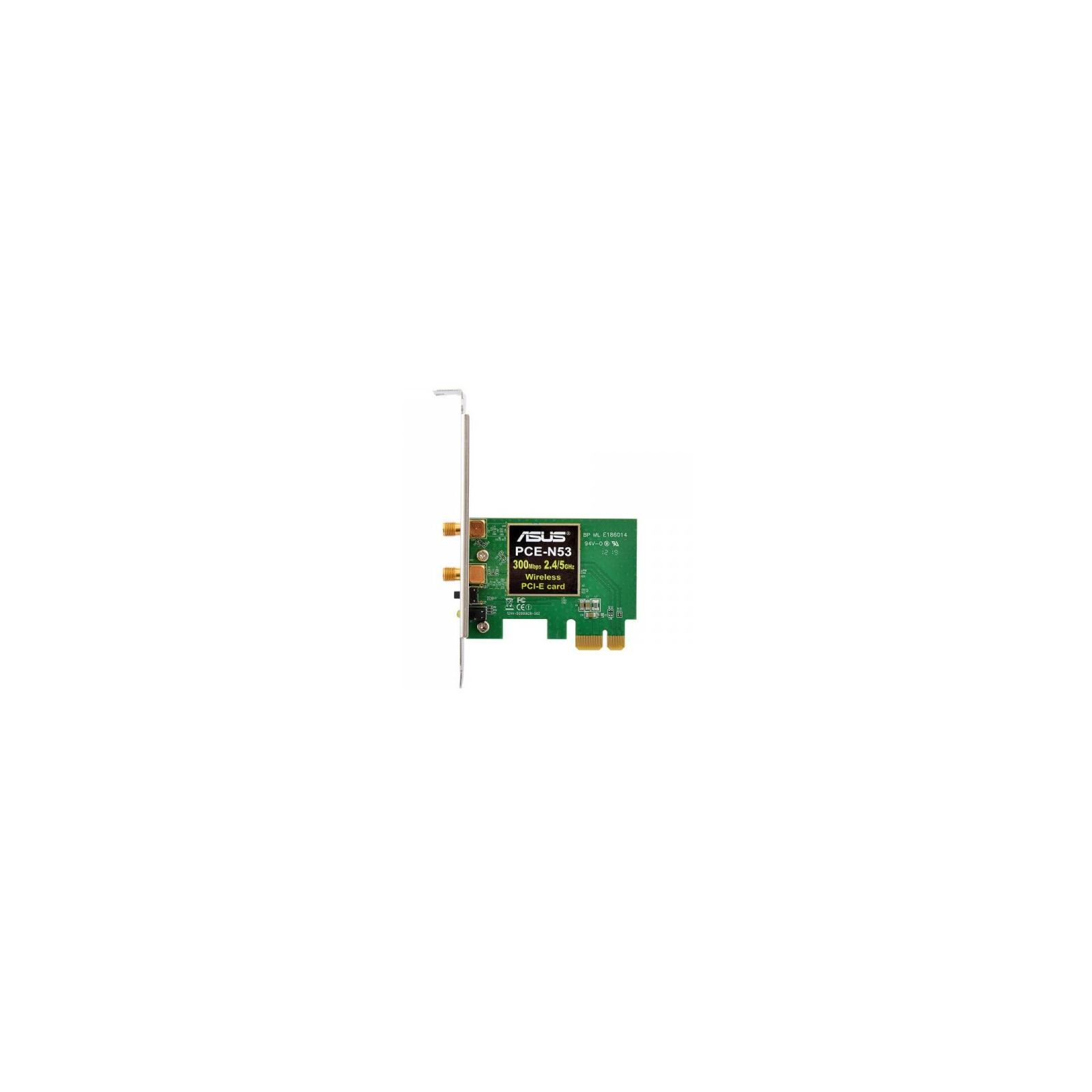 Сетевая карта Wi-Fi ASUS PCE-N53 изображение 5