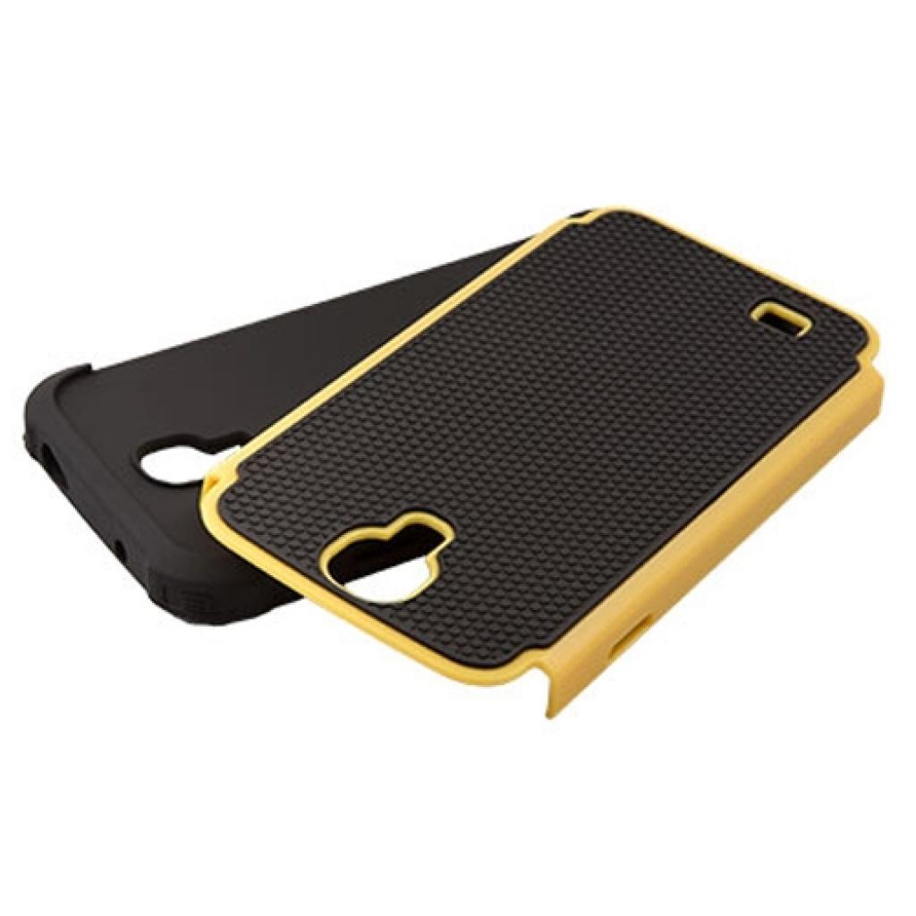 Чехол для моб. телефона Drobak для Samsung I9500 Galaxy S4/Anti-Shock/Yellow (216055) изображение 2