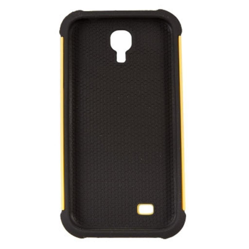 Чехол для моб. телефона Drobak для Samsung I9500 Galaxy S4/Anti-Shock/Yellow (216055) изображение 3