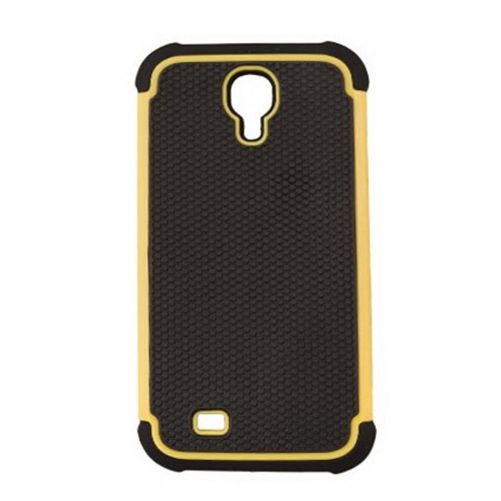 Чехол для моб. телефона Drobak для Samsung I9500 Galaxy S4/Anti-Shock/Yellow (216055)
