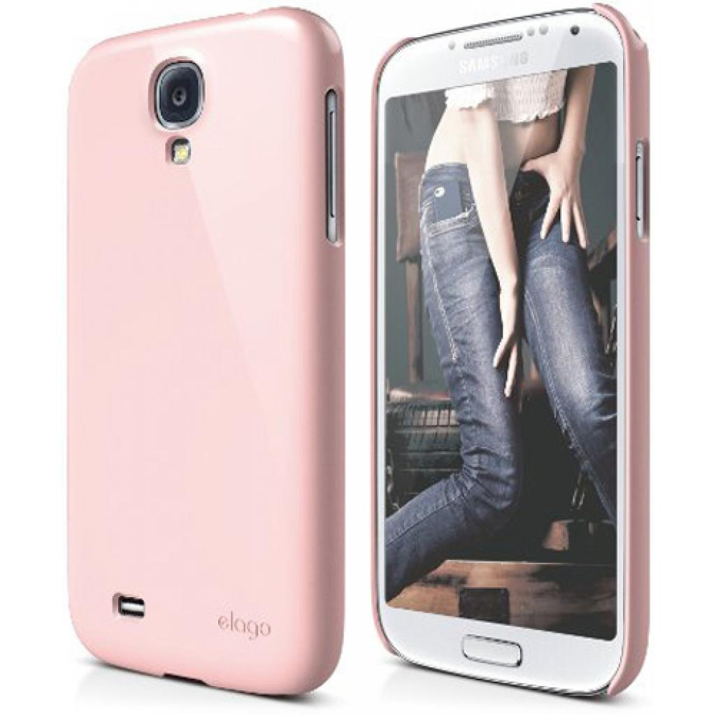 Чехол для моб. телефона ELAGO для Samsung I9500 Galaxy S4 /G7 Slim Fit Glossy (ELG7SM-UVLPK-RT)