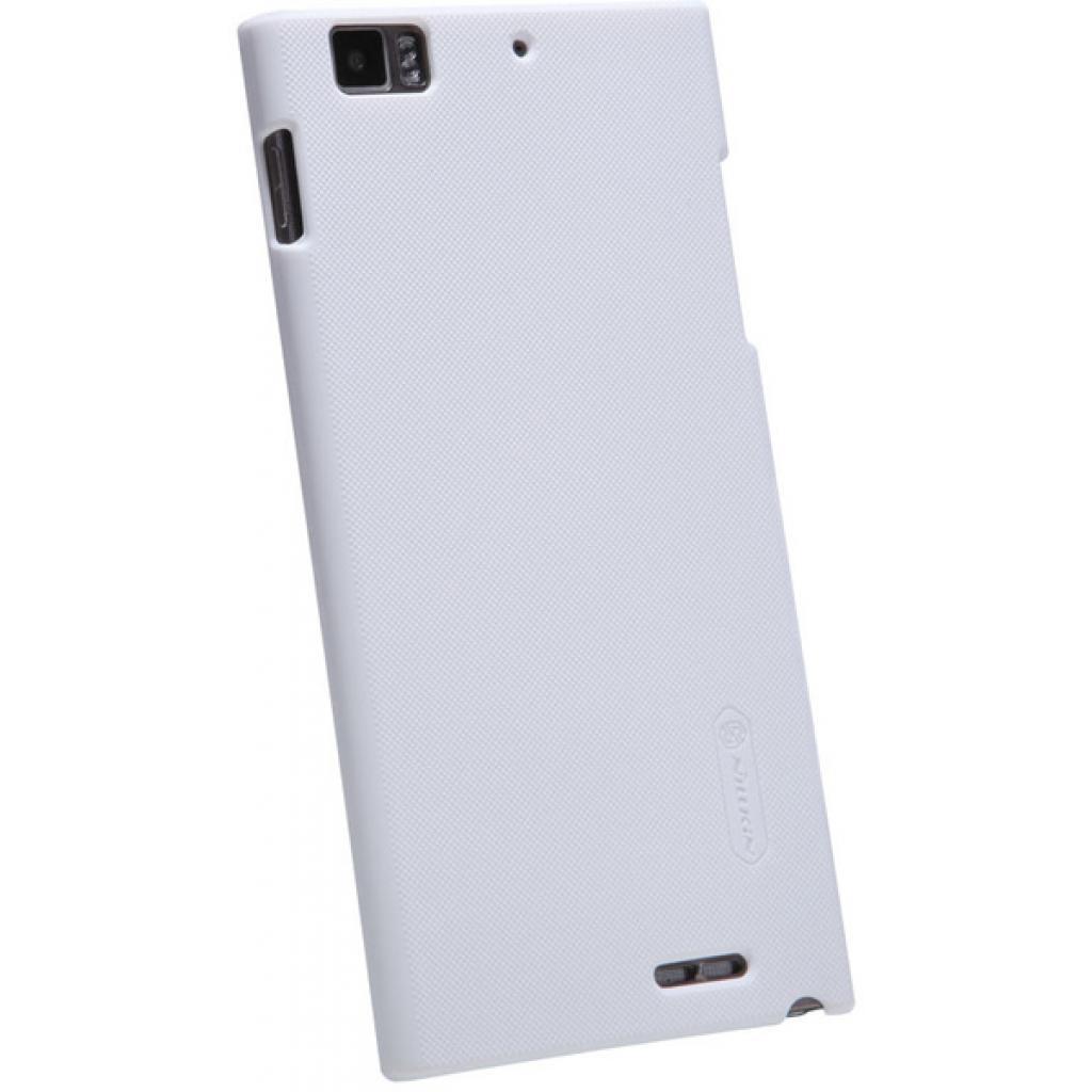 Чехол для моб. телефона NILLKIN для Lenovo K900 /Super Frosted Shield/White (6077006) изображение 2