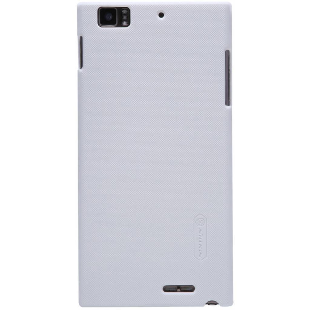 Чехол для моб. телефона NILLKIN для Lenovo K900 /Super Frosted Shield/White (6077006)